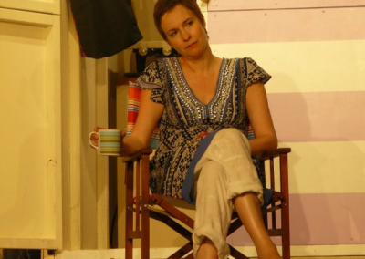 Denise in The End of The Line - Photo: c/o Frinton Summer Theatre
