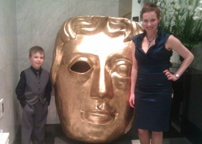 World Premiere Of Death the Movie at BAFTA