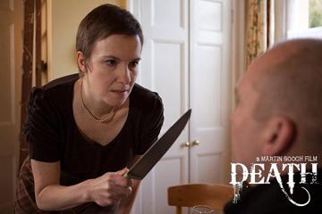 Suki in Death the Movie - Photo: Mark Baker
